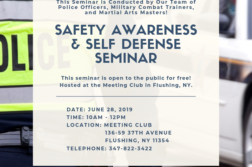 Safety Awareness Seminar